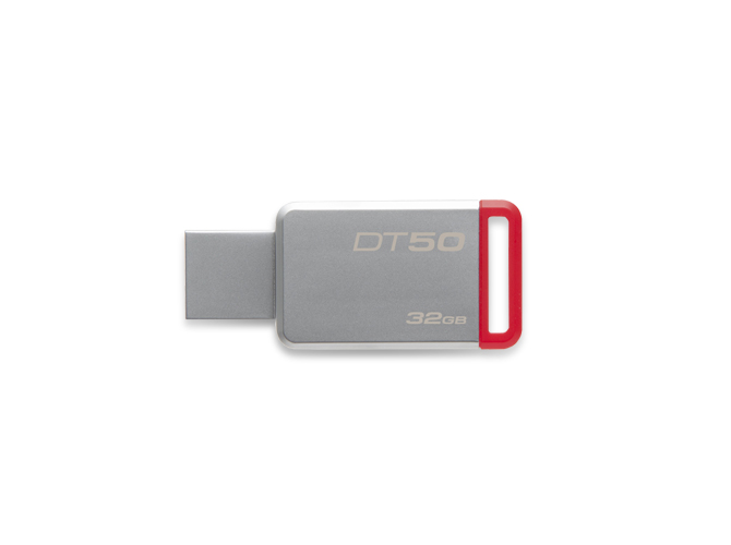 PENDRIVE 32GB USB 3.0 KINGSTON DT50