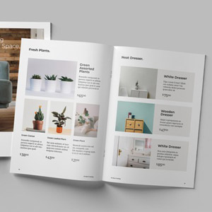 print magazines and catalogs