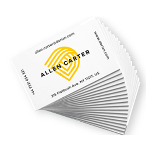 express business cards