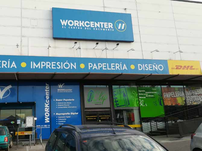 workcenter alcobendas