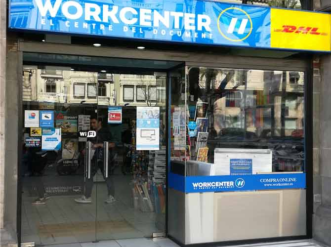 workcenter diagonal