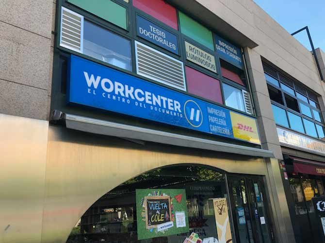 workcenter pozuelo de alarcón