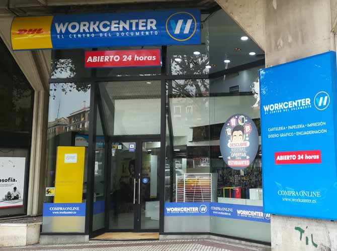 workcenter san bernardo